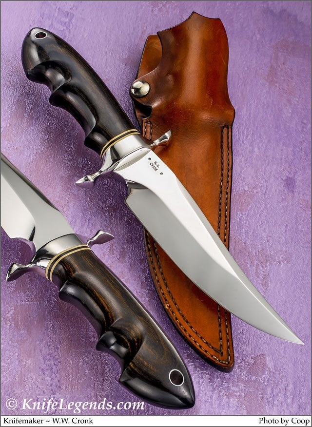 W.W. Cronk Custom Knife