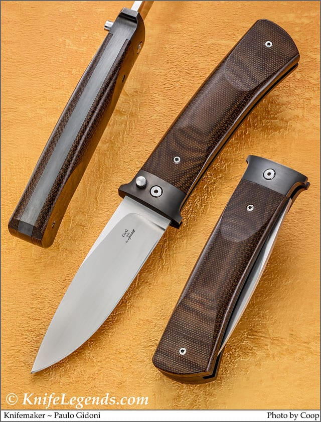 Paulo Gidoni Custom Knife