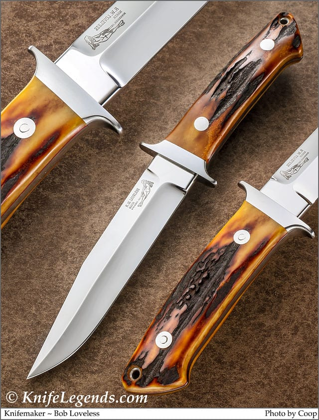 Bob Loveless Custom Knife