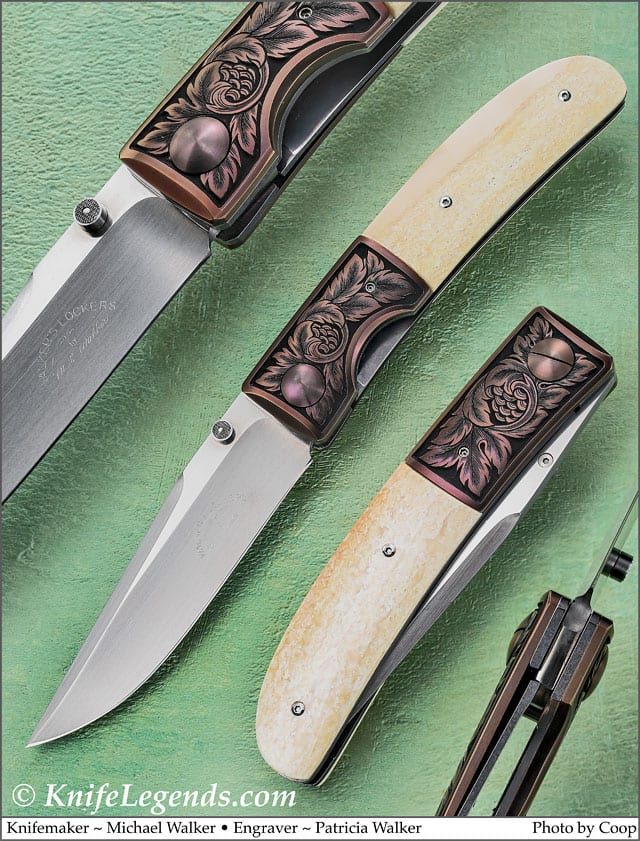 Michael Walker Custom Knife