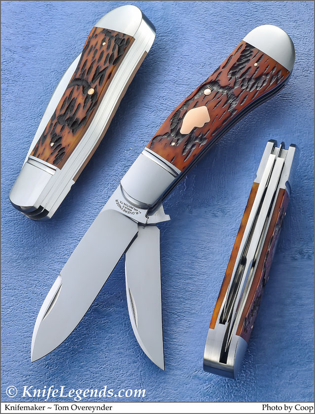 Tom Overeynder Custom Knife